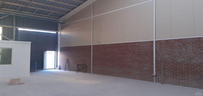 Arriendo Galpón desde 185 m2   San Ignacio / Ruta 5
