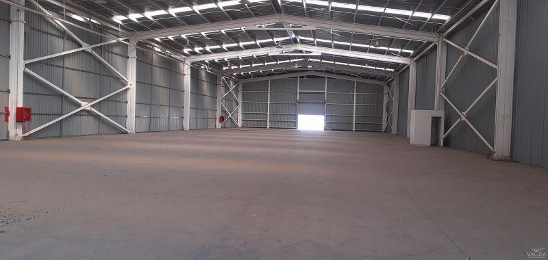 Galpón Arriendo  2.200 m2 ,  Ruta 5 Norte / San ignacio