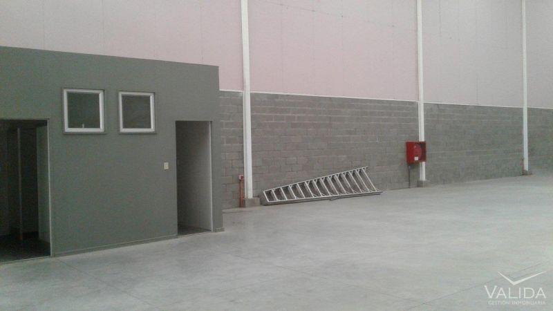 Galpón Arriendo 576m2 SAN IGNACIO / GALVARINO