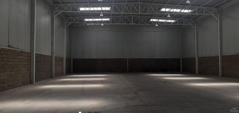 Galpón Arriendo 480 m2 San Ignacio / Ruta 5