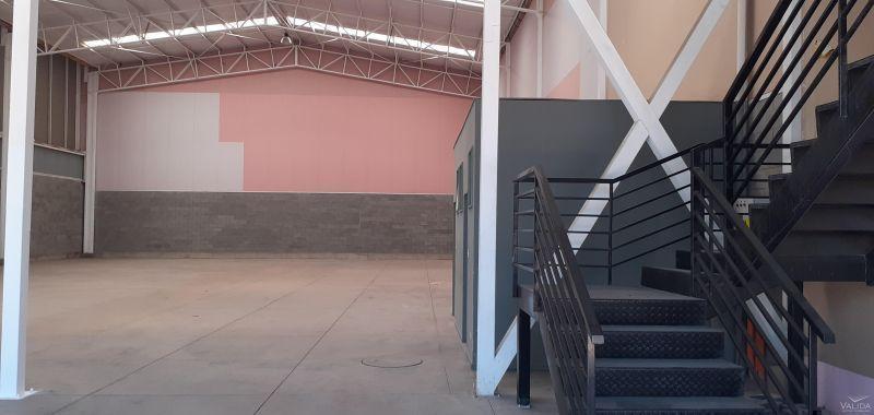 Galpón Arriendo 979m2 SAN IGNACIO / GALVARINO