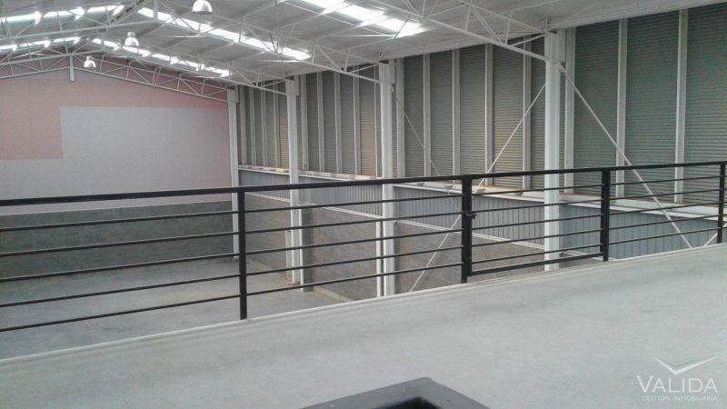 Galpón Arriendo  700 m2   SAN IGNACIO / GALVARINO