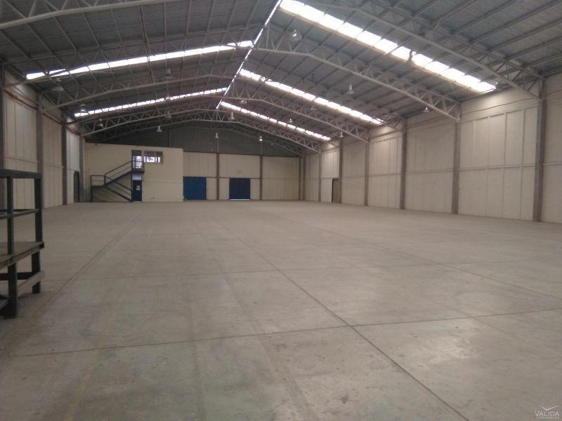 Galpón en arriendo 1.518m2 SAN IGNACIO / AUTOPISTA LOS LIBERTADORES