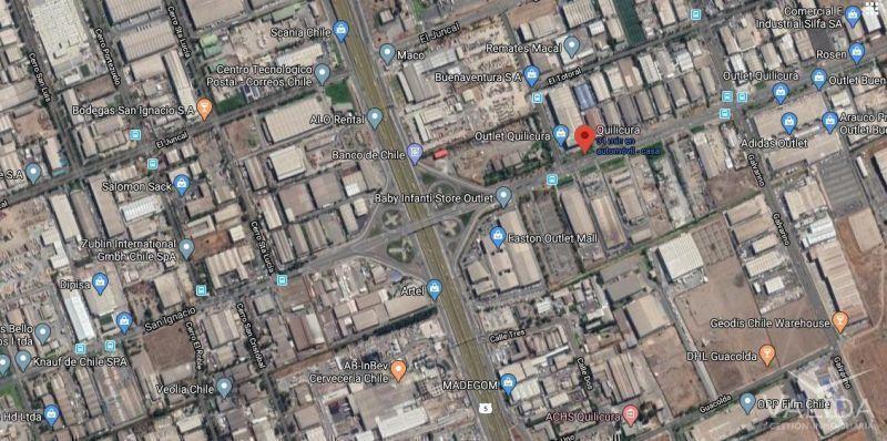 PROPIEDAD INDUSTRIAL 5.000 m2,   SAN IGNACIO / RUTA 5